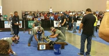 National Pipe Tapping Championships 2017