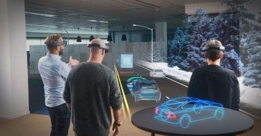 Volvo Augmented Reality and Virtual Reality