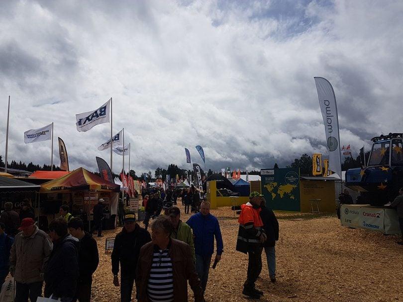 Elmia Wood 2017 - Entrance