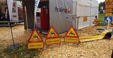 Elmia Wood 2017 - Funny Signs