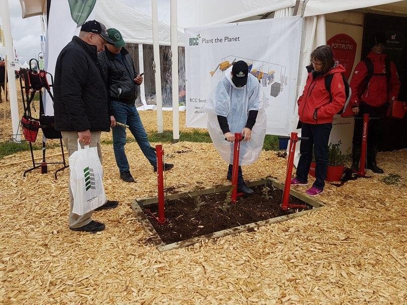 Elmia Wood 2017 - Plant the Planet