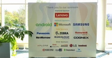 Soti Sync sponsors banner