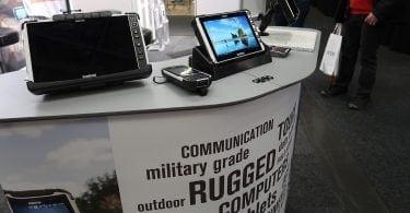 handheld booth