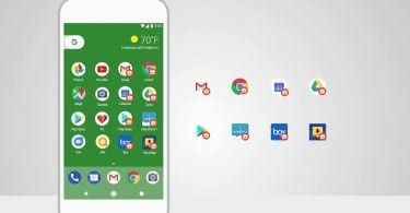 Android Enterprise on a device