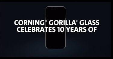 Corning Gorilla Glass celebrates 10 years tough