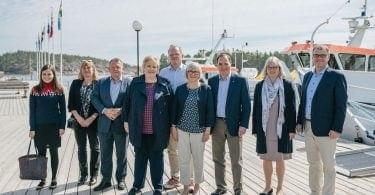 Nordic leaders