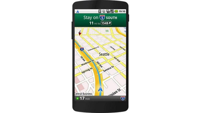 Android 2.0+ Eclair screenshot