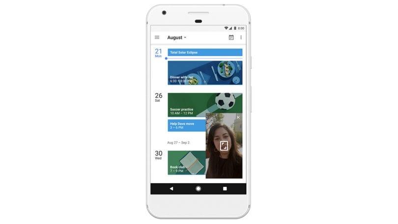 Android 8.0 Oreo screenshot