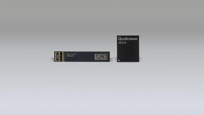 Qualcomm's Snapdragon X55 5G modem