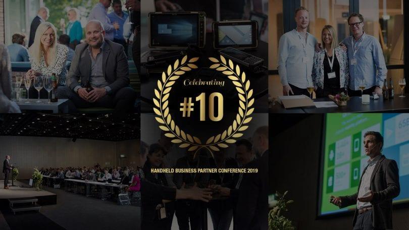handheld business partner conference 2019