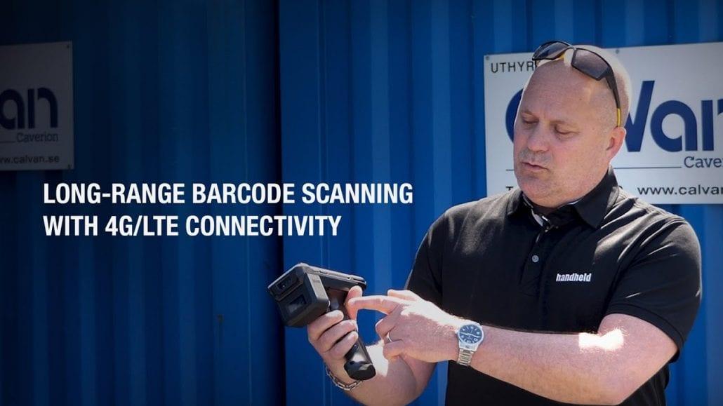 handheld nautiz x2 long-range scanner video thumbnail