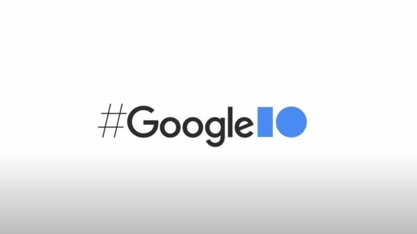 Google I/O 2021 logo
