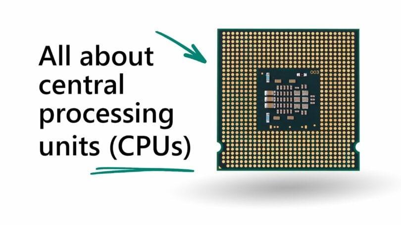 Choosing the right CPU