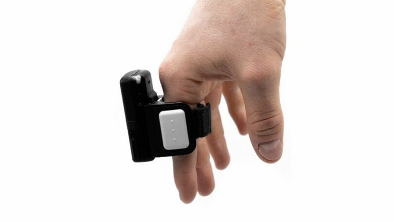 RS60 Bluetooth ring scanner