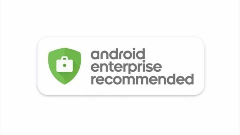 AER certified rugged handheld computer