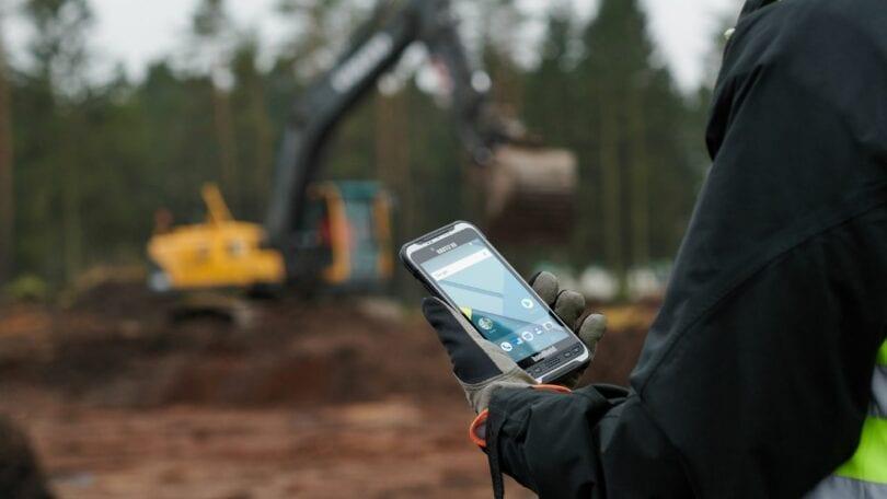 new nautiz x6 with android 11